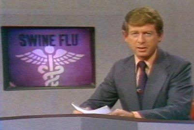 60 Minutes : The Swine Flu Epidemic of 1976
